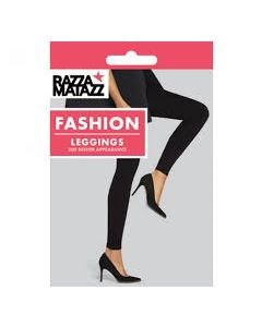 Razzamatazz 200 Denier Fashion Leggings