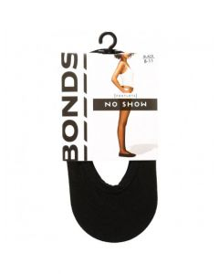 Bonds No Show Footlets 2 pr Pack
