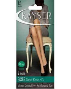 Kayser 6's Sheer Knee Hi