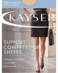 Kayser Sheer Support Compression Pantyhose