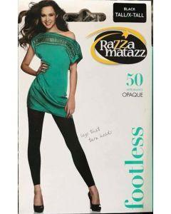 Razzamatazz Footless Tights