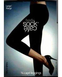 Sock Cafe 3/4 capri leggings