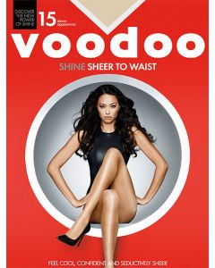 Voodoo Shine Sheer To Waist Pantyhose (Single Pack)
