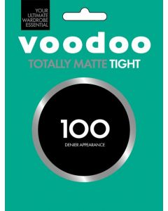 Voodoo 100 Denier Totally Matte Tight