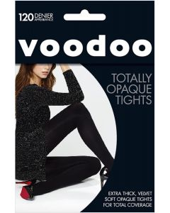 Voodoo 120 Denier Totally Opaque Tight