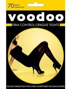 Voodoo Firm Control 70 Denier Opaque Tight