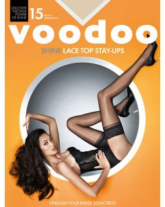 Voodoo Lace Top Stay Up