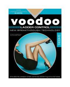 Voodoo Ladder Control Sheers Pantyhose