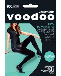 Voodoo Voluptuous 100 Denier Matte Tights