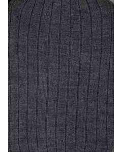 Platinum Thick Rib Wool Tight