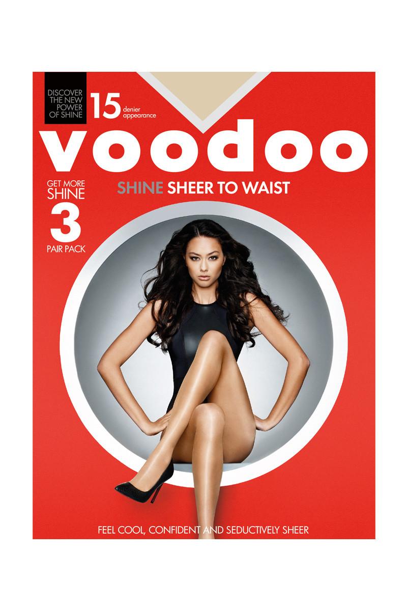 Voodoo sheer to waist
